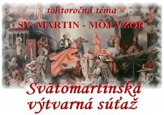 Svätomartinská výtvarná súťaž 2017